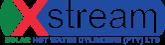 Xstream Solar Hot Water Cylinders Logo